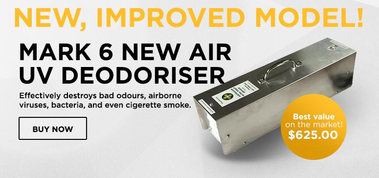 Mark 6 New Air Deoderiser