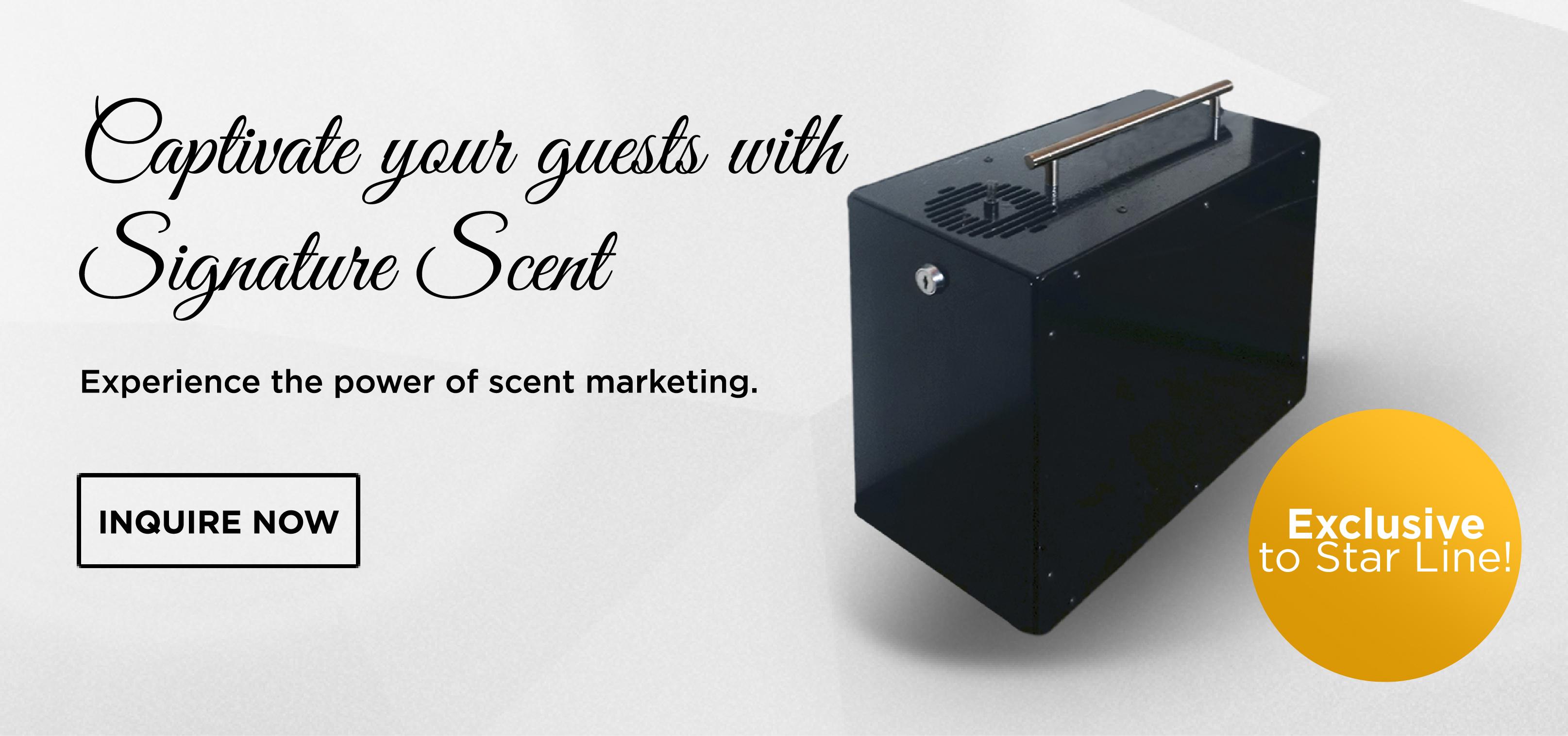 Signature Scent Air 5 Portable Unit
