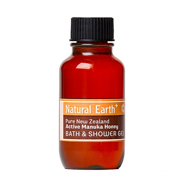 Natural earth bath shower gel 324 healthpak products for Motel one shampoo