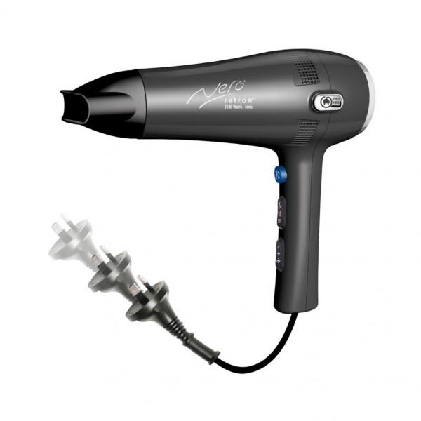 Nero Retrak Cord Hair Dryer 2100w Starline Group