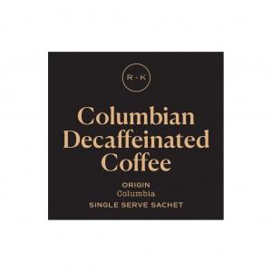 RK Decaf Columbian Coffee Sachet