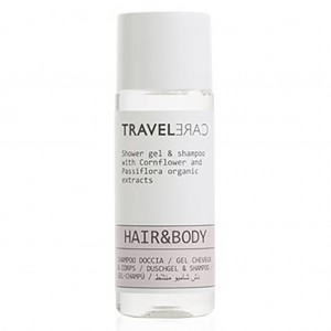 Travel Care Hair & Shower Gel 30ml