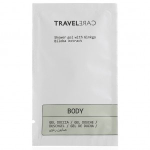 Travel Care Shower Gel 10ml (600)