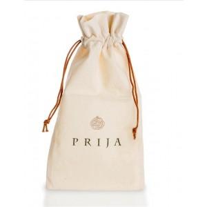 Prija Natural Cotton Drawstring Bag