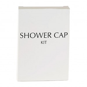 The White Collection Shower Cap (250)