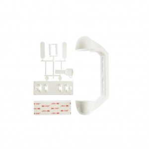 White Holder for 330ml Cartridge - Tape