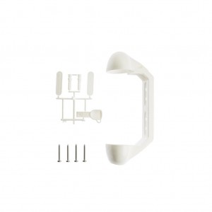 White Holder for 330ml Cartridge - Screw