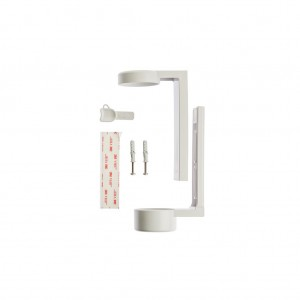 White Holder for Hopal Soap Dispenser