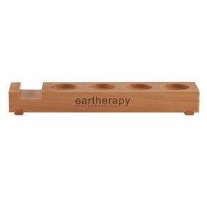 Eartherapy 4 Hole Wooden Display Tray 1