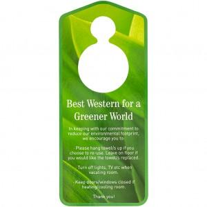 B. Western Green Door Signs 50