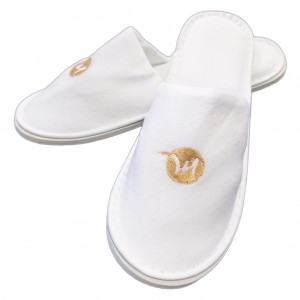 12529_Mercure Hotel Closed-Toe Slipper (100pr)