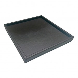 12644_Sofitel Hotel Leather Coaster 100mm