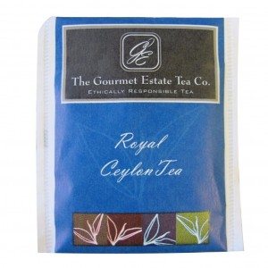 Gourmet Estate Premium Ceylon Envelope Tea 1000