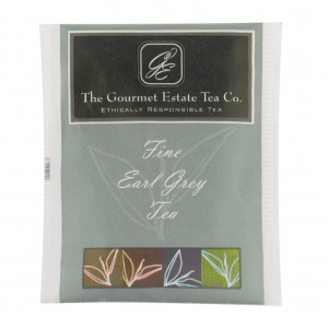 Gourmet Estate Earl Grey Envelope Tea 100