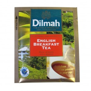 Dilmah English Breakfast Envelope Tea 100