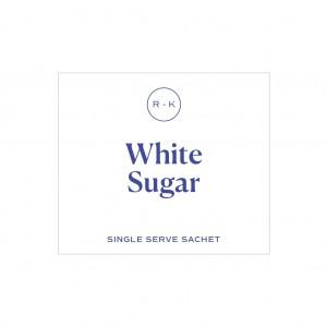 RK Premium White Sugar Sachet (2000)