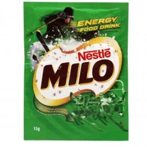 Milo 15gm Sachet 250