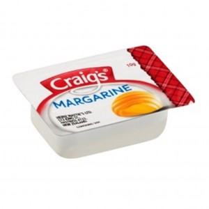 Craigs Margarine PCU Tray 100
