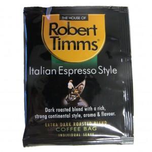 Robert Timms Italian Plunger Coffee Bags 100