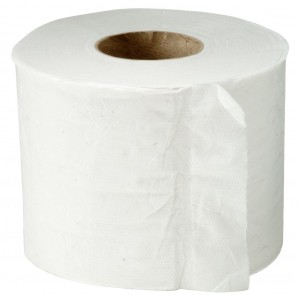 PureEco Unwrapped Toilet Tissue 2 Ply 400sh