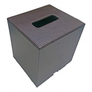 16567_Sofitel Leatherette Facial Tissue Box