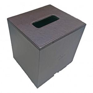 16567_Sofitel Leatherette Facial Tissue Box