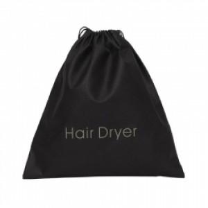 Non-Woven Black Hairdryer Bag
