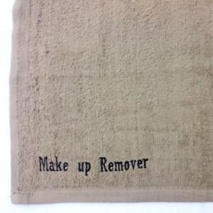 Mocha Make Up Remover Cloths