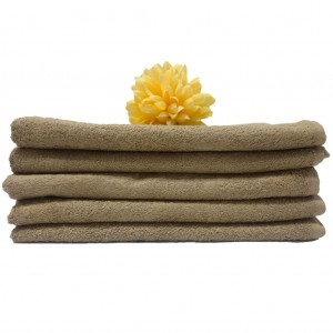 Lodge Linen Mocha Bath Towel