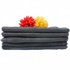 Lodge Linen Graphite Bath Towel