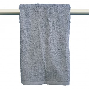 Lodge Linen Graphite Hand Towel
