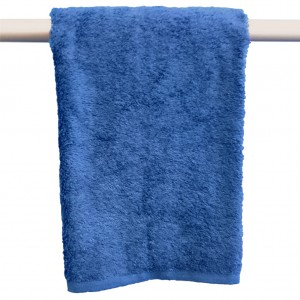 Lodge Linen Navy Hand Towel