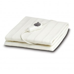 Goldair Electric Blanket Large Single 80 x 150cm Tie Down