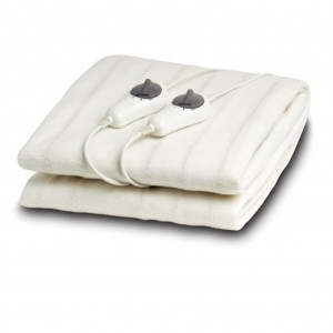 Goldair Electric Blanket King 165 x 150cm Tie Down