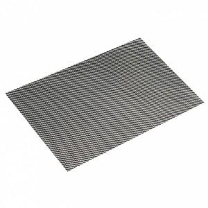 Woven PVC Placemats Metallic 450 x 300mm