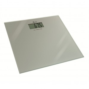 Propert Bathroom Scales Silver