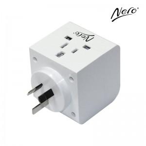 Nero Universal Travel Adapter Plug