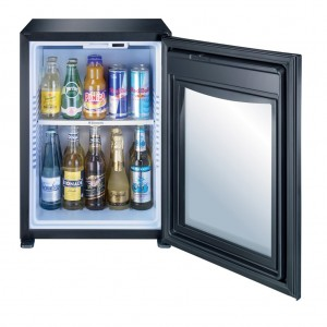 Rh440lg Dometic 40l Mini Bar Fridge Glass Door