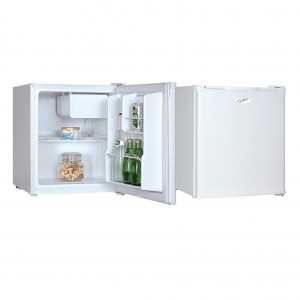 Nero 46L Bar Fridge & Freezer White