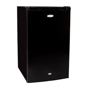 Nero Fridge 116L Black