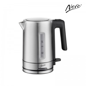 Nero Select Brushed S/S Kettle 1L
