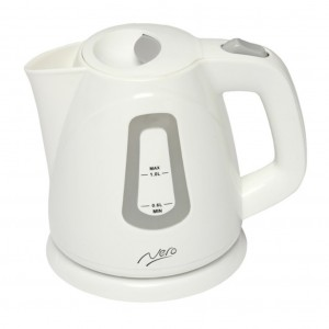Nero POD White 1 Litre Kettle 2400W