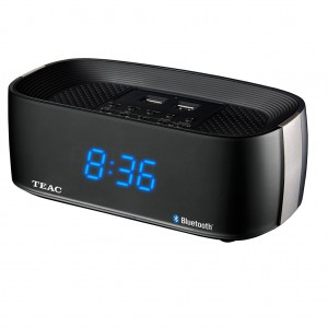 Teac Bluetooth Clock Radio