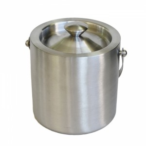 Ice Pail 18/10 Stainless Steel 2L