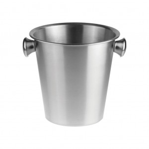 Ice Bucket Brushed S/S 4 Litre