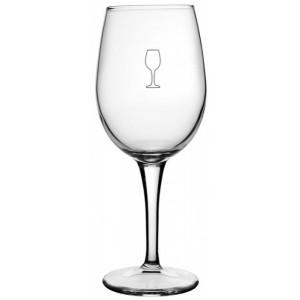 Sara Plimsol Wine Glass 360ml (12)