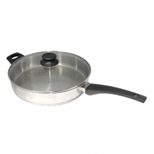 23214_30cm-SS-Frying-Pan-with-Glass-Lid