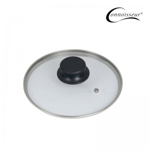18cm Replacement Glass Lid