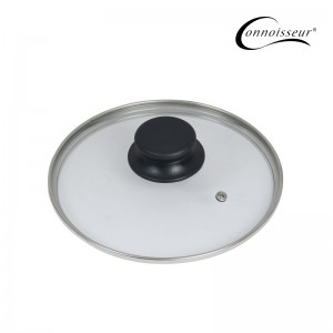 20cm Replacement Glass Lid