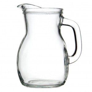 Bistrot Glass Jug 1L 6
